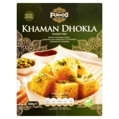 Fudco Khaman Dhokla Mix 500g