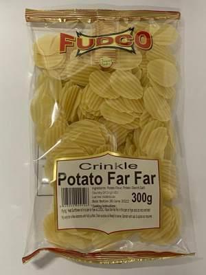 Fudco Potato Crinkles 300g