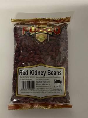 Fudco Red Kidney Beans 500g