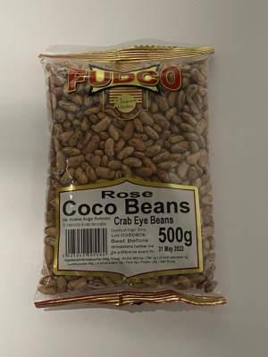Fudco Rose Coco Beans 500g