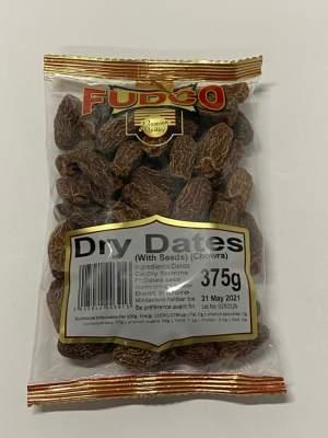 Fudco Dry Dates 375g