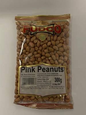 Fudco Pink Peanuts 300g