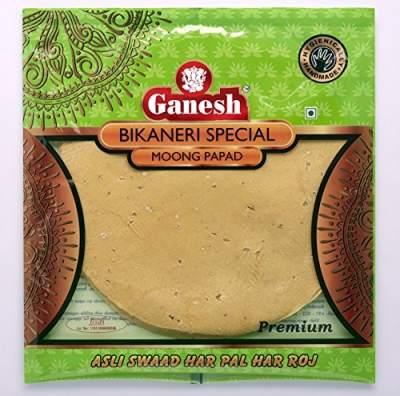 Ganesh Bikaneri Moong Papad 200g