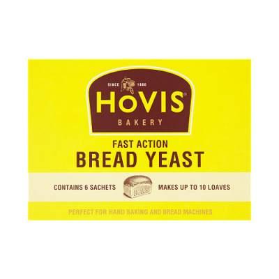 Hovis Bread Yeast 6 Sachets 42g
