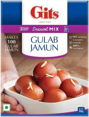Gits Gulab Jamun 500g (Buy 2 Get 1 Free)