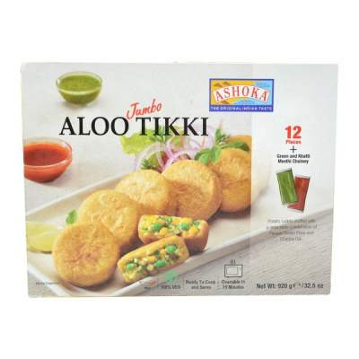 Ashoka Aloo Tikki 320g