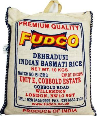 Fudco Dehraduni Indian Basmati Rice 10kg