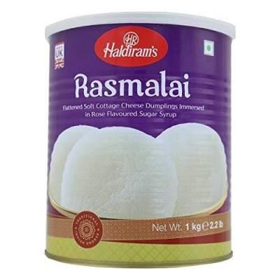 Haldiram's Rasmalai 1kg