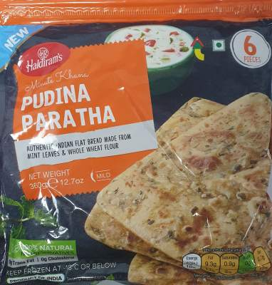 Haldiram's Pudina Paratha 360g