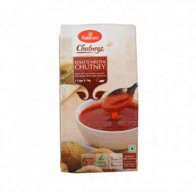 Haldiram's Khatti Meethi Chutney 5 Cups x 70g