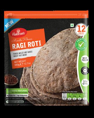 Haldiram's Ragi Roti 360g