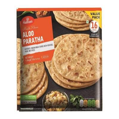Haldiram's Aloo Paratha Family Pack 1.6kg