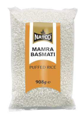Natco Basmati Mamra Puffed Rice 908g