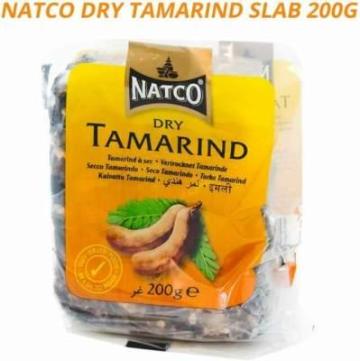 Natco Dry Tamarind Slab 200g