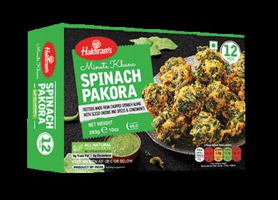 Haldiram's Spinach Pakora 283g