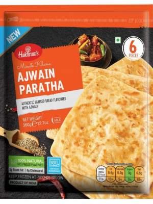 Haldiram's Ajwain Paratha 360g