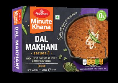 Haldiram's Vegan Dal Makhani 283g