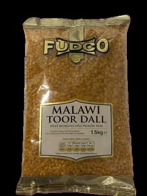 Fudco Toor Dall Oily 1.5kg
