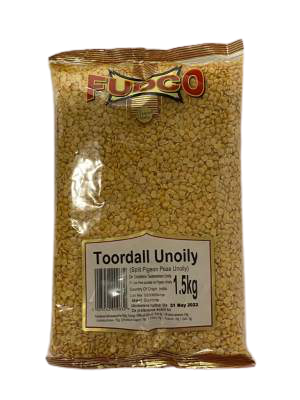 Fudco Toor Dall Unoily 1.5kg