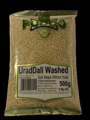 Fudco Urad Dall Washed 500g