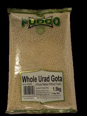 Fudco Whole Urad Gota 1.5kg