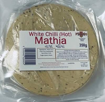 Fudco White Chilli Mathia 350g
