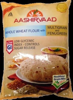 Aashirvaad Multigrain and Fenugreek Atta 5kg