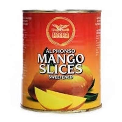 Heera Alphonso Mango Slices 850g