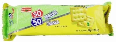 Britannia Maska Chaska Crackers 62g