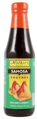 Mother's Samosa Chutney 370g