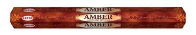Hem Amber Incense Stick 20g