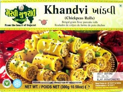 Garvi Gujarat Khandvi 300g