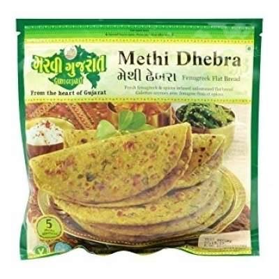 Garvi Gujarat Methi Dhebra 285g