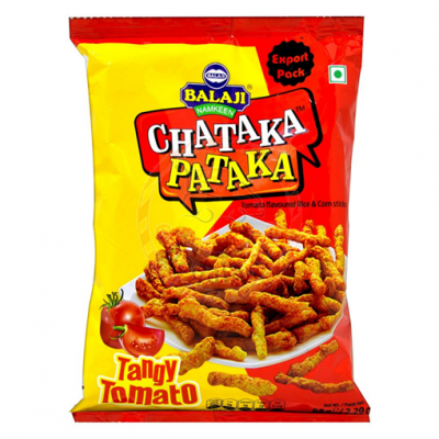 Balaji Chataka Pataka Tangy Tomato 65g