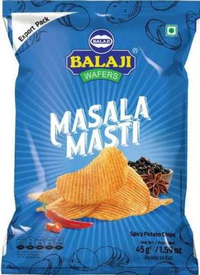 Balaji Masala Masti Large Pack 150g