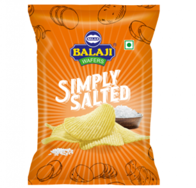 Balaji Simply Salted Large Pack 150g