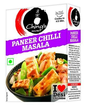 Ching's Chilli Paneer Masala 50g
