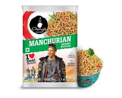 Ching's Manchurian Noodles 60g Pack of 5