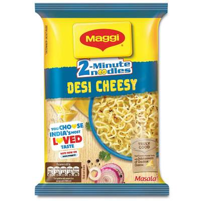 Maggi Desi Cheesy Noodles Pack of 5 x 70g