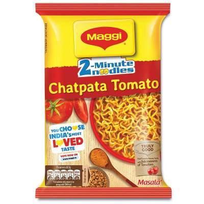 Maggi Chatpata Tomato Noodles Pack of 5 x 70g