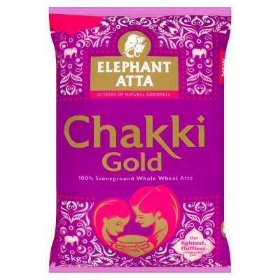 Elephant Chakki Gold Atta 5kg