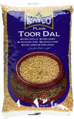 Natco Toor Dal Plain 2kg