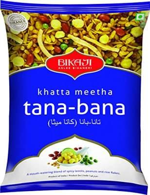 Bikaji Khatta Meetha Tana Bana 180g