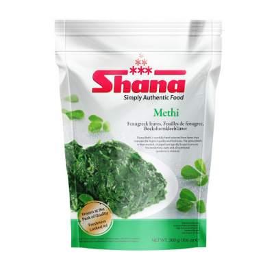 Shana Frozen Methi 300g