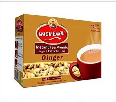 Wagh Bakri Ginger Tea Sachets 140g