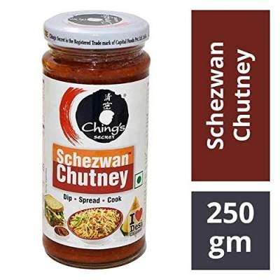 Ching's Schezwan Chutney 250g