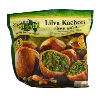 Garvi Gujarat Lilva Kachori 415g