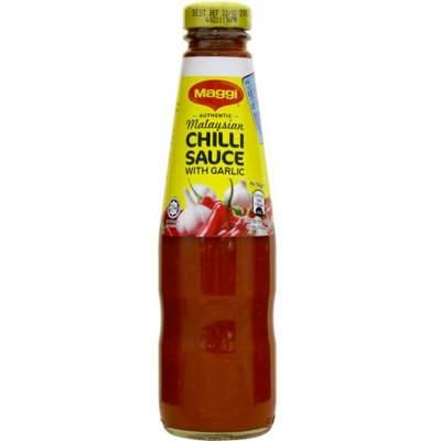 Maggi Chilli Sauce With Garlic 305g