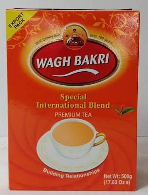 Wagh Bakri Premium Loose Tea 500g