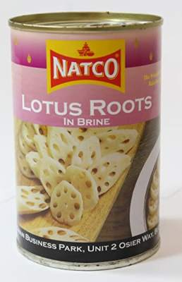 Natco Lotus Root In Brine 400g